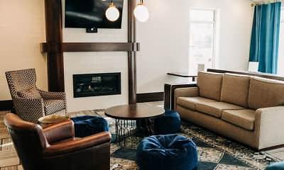 Living Room, Deco, 2