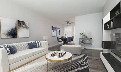 Living Room, Bradford Commons, 0