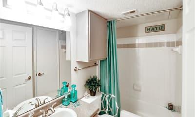 Bathroom, Creekside at Pear Ridge, 2