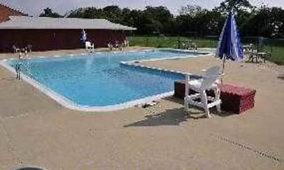 Pool, Oak Ridge Park Apartments, 0