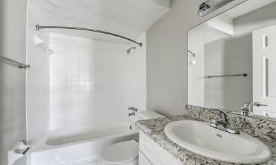 Bathroom, Crossings @ 501, 2