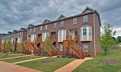 Playground, Whitehall Terrace Apartments, 0