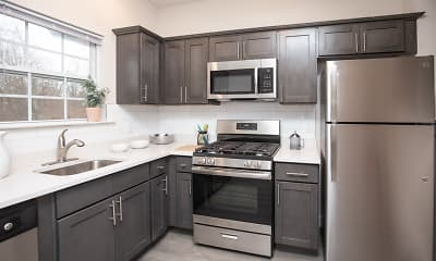 Kitchen, The Commons Upper Saddle River, 0
