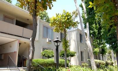 Building, Conrad Villas, 1