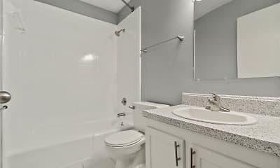 Bathroom, Yester Oaks, 2