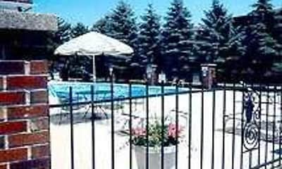 Pool, Kings Cove/Pines And Hampton Place, 0