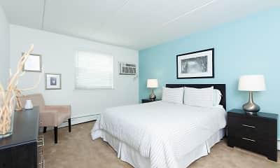 Bedroom, The Villas, 2