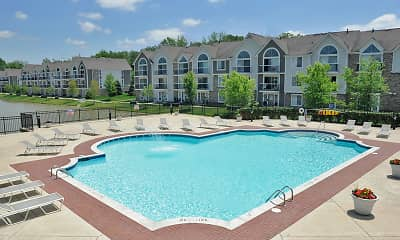 Pool, Westlake, 1