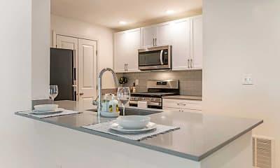 Kitchen, Avalon at The Pinehills, 1