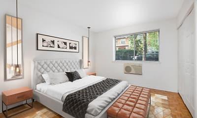 Bedroom, 441 W. Barry, 1