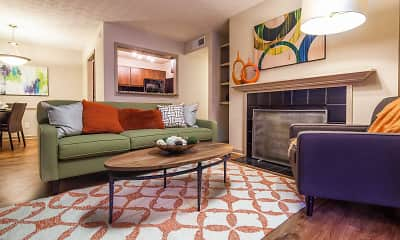 Living Room, Park 83 by Cortland, 0