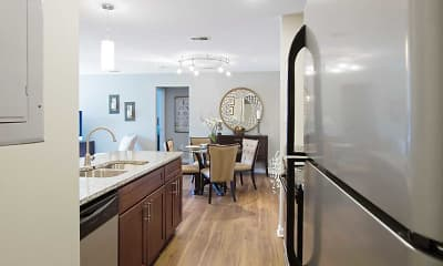 Kitchen, StoneHaven Apartment Homes, 1