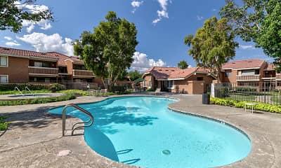 Pool, Smoketree Polo Club Apartments, 1