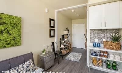 Living Room, Cubix North Park, 1