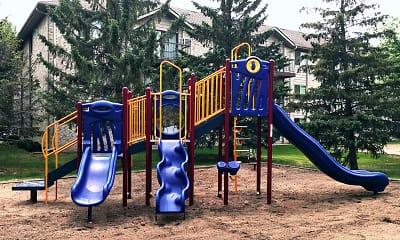 Playground, Woodland Park, 2