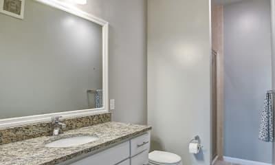 Bathroom, Harbor Pointe in Bayonne, 2