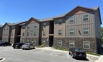 Building, Anderson House Apartments, 0