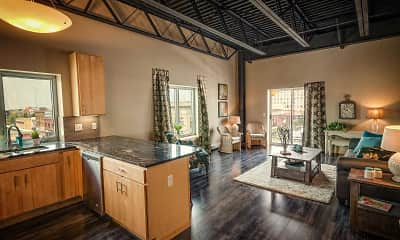 Lofts 23 Apartments, 0