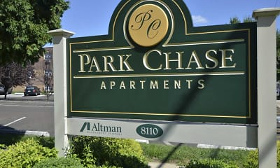 Building, Park Chase, 1