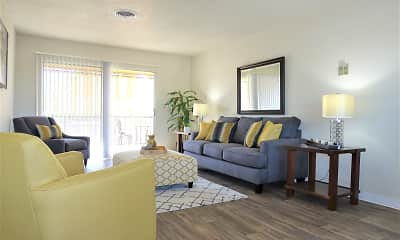 Living Room, Oasis at Scottsdale, 2