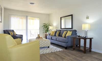 Living Room, Oasis at Scottsdale, 2