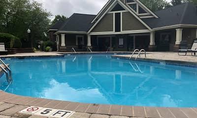 Pool, Oak Ridge at Pelham, 2
