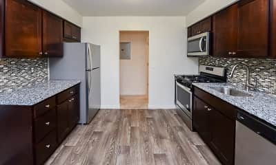 Kitchen, Tanglewood Terrace Apartment Homes, 0