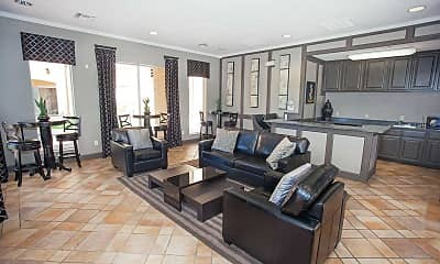 Living Room, Rio Santa Fe, 2