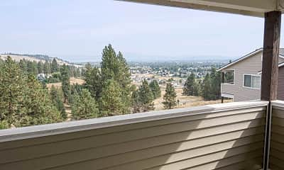 Patio / Deck, Northwood Ridge, 2