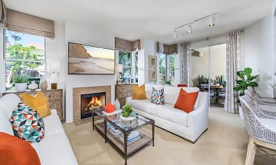 Living Room, San Carlo Villa, 0
