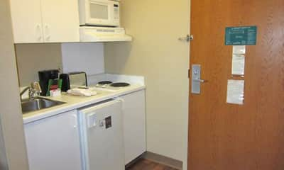 Kitchen, Furnished Studio - Los Angeles - South, 1