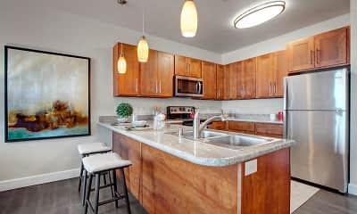 Kitchen, Ritz Classic, 1