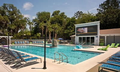 Pool, Gainesville Place - Per Bed Lease, 1