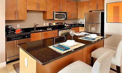 Kitchen, COMING SOON-Apartments at Frisco, 1