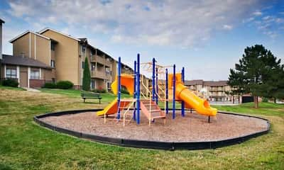 Playground, Willow Park by Broadmoor, 2