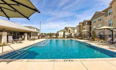 Pool, Patriot Pointe, 1