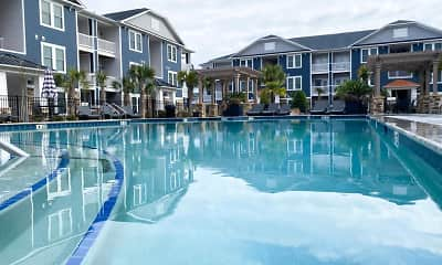 Pool, Haven Pointe at Carolina Forest, 1