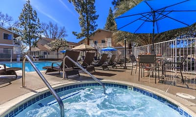 Pool, Creekside Meadows Apartments, 0