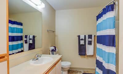 Bathroom, Bristol Court, 2
