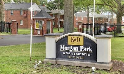 Playground, Morgan Park, 2