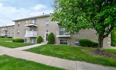 Building, The Apartments at Oakbrook Court, 1