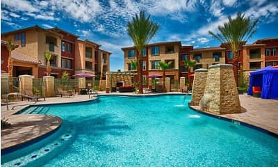 Pool, Elevation Chandler, 0
