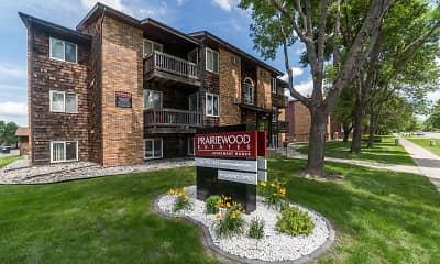 Community Signage, Prairiewood Estates, 2