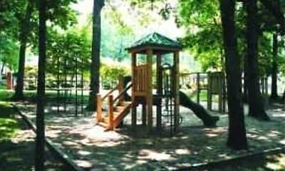Playground, Dwell Townhomes, 2