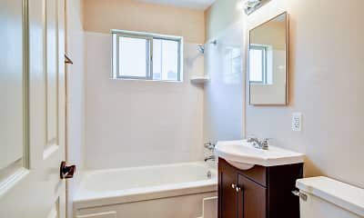 Bathroom, Lakeview Garden, 2