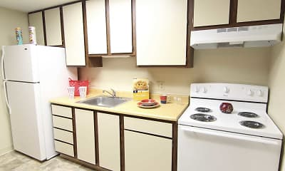 Kitchen, Clearview, 0