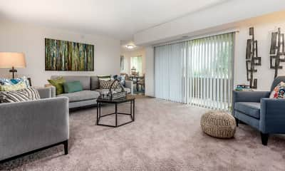 Living Room, Stonebridge by OneWall, 1