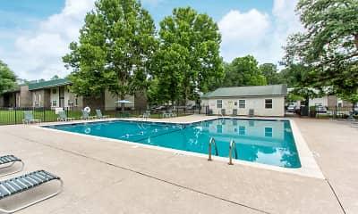 Pool, Sawbranch Apartments, 0