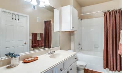 Bathroom, Lodge At Spring Shadows, 2