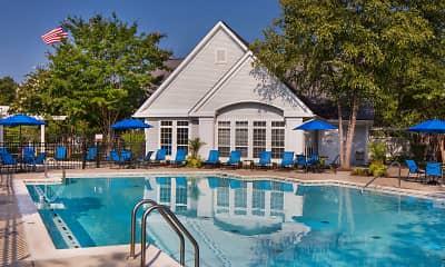 Pool, Jefferson Arbors at Broadlands, 0